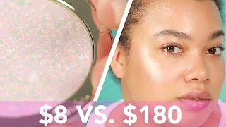 $8 Vs. $180 Highlighter