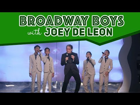 Broadway Boys with