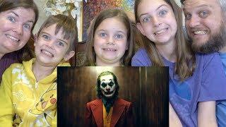 Joker   Family Reaction