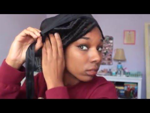 FAUX LOCS | How to Redo, Moisturize and Maintain