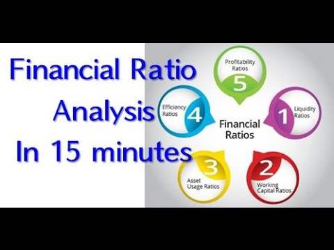Learn Financial Ratio Analysis in 15 minutes
