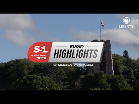 Highlights:  St Andrew's College 1st XV vs Selborne College 1st XV, 26 May 2018