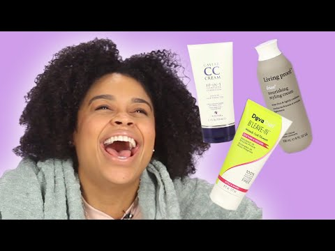 Best Anti-Frizz Products For People With Curly Hair