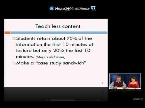 Increase Student Retention