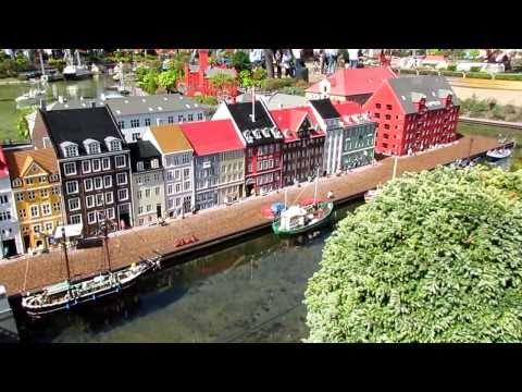LEGOLAND DENMARK 2011 (HD) #3 (COPENHAGEN)