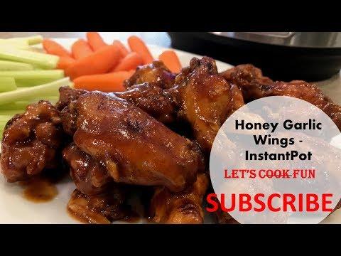 Honey Garlic Wings_InstantPot