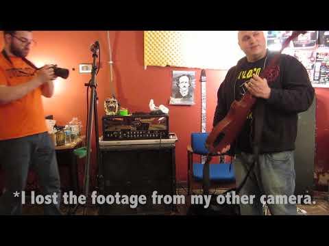 Les Paul Studio With Seymour Duncan Pickups and A Peavey JSX Joe Satriani Signature Head