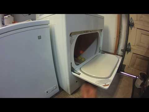 Gas Dryer Intermittent Heat Fix