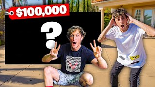 I REALLY Bought This From Logan Paul for $100,000.. **bad idea**