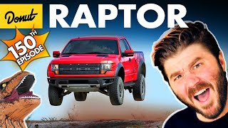FORD RAPTOR - Everything You Need to Know | Up to Speed