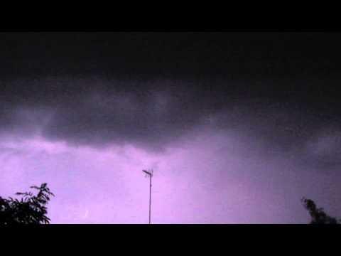 Lightning in London 2014