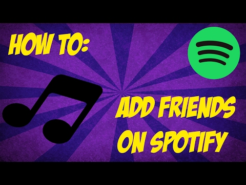 How To Add Friends on Spotify | Make Playlists with Friends!