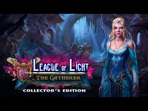 NEW HIDDEN OBJECT GAMES | League of Light: The Gatherer Collector's Edition | Solve the Puzzle!