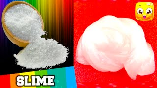 How To Make Slime With Glue And Water And Salt Only Without Borax Liq