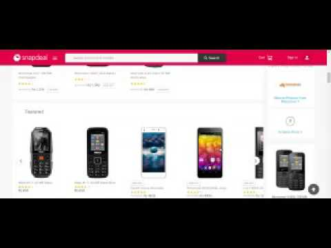 Online Mobile Shopping Cash on Delivery