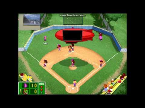 Let's Play: Backyard Baseball - Part 12 | How Do I Title?