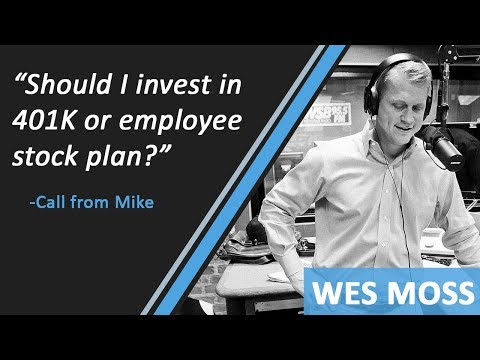 Should I Invest In 401K Or Employee Stock Plan?