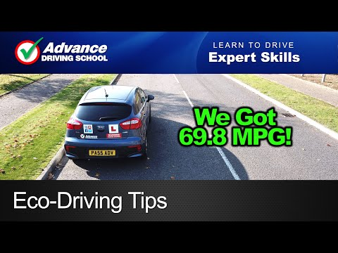 Top 10 Eco-Driving Tips  |  Learning to drive: Expert skills