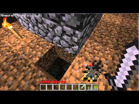 Minecraft: How to Get UNLIMITED Gunpowder, Feathers and String!