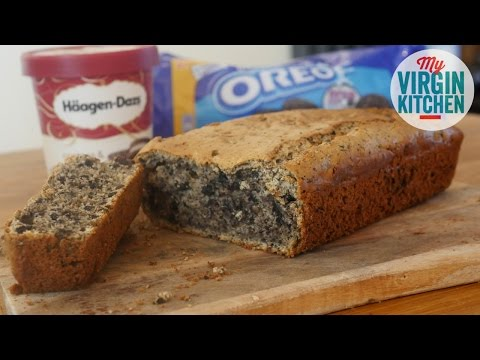 OREO ICE CREAM BREAD RECIPE