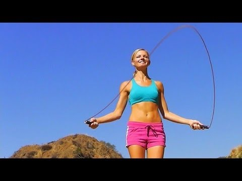 Upper Body & Jump Rope Cardio Workout ★ Burn Fat, Lose weight & Sculpt Arms - Fast Results ;)