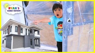 We Bought a New House!!! Ryan