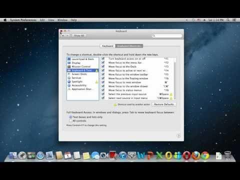 How to Set Keyboard Language on Mac