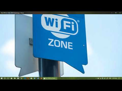 Tips and tricks Try to avoid public Wifi if you can many security problems