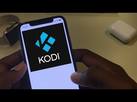 How To Put Kodi On iPhone X (NO JAILBREAK)