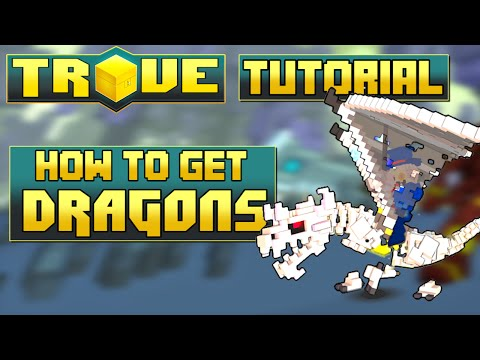 Scythe's Trove Dragon Tutorial ✪ HOW TO GET A DRAGON MOUNT! [UPDATE]