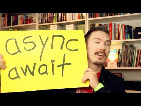async / await in JavaScript - What, Why and How - Fun Fun Function