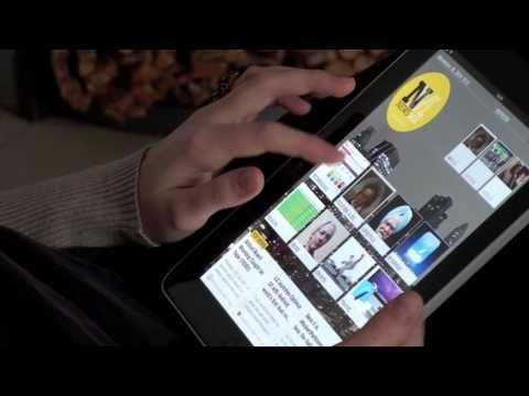 NewsMix - Your Own, Unique iPad Magazine