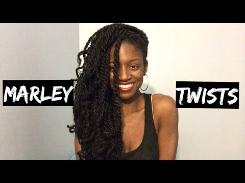 Straight to Curly - Marley/Havana Twists
