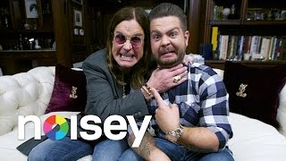 Ozzy Osbourne On Health Drugs And The Age Of Computers Back Forth Par