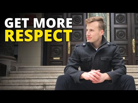 How to Get Respect: 3 Ways to Become a Natural Leader