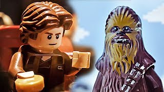 Star Wars: Solo | official LEGO trailer (2018)