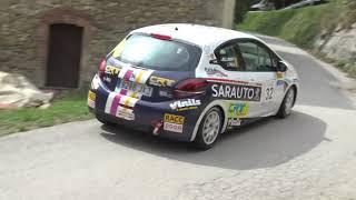 Joan Bellmunt - Jordi Trius   Rally La Llana 2018   Peugeot 208 Puretech
