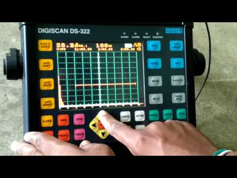 How to draw a DAC curve in DIGISCAN DS-322 using V2 block