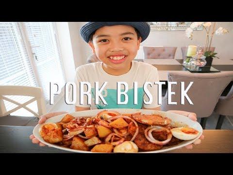 HOW TO COOK PORK BISTEK | PINOY FOOD
