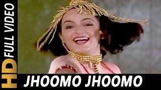 Jhoomo Jhoomo | Sharon Prabhakar | Judge Mujrim 1997 Songs | Jeetendra, Sunil Shetty, Kunika
