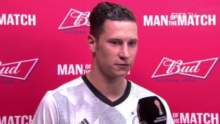 Julian Draxler: FIFA Man of the Match - Match 4: Australia v Germany
