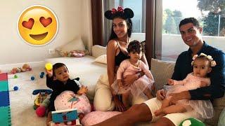 Cristiano Ronaldo's Family (Wife,Children)   2019