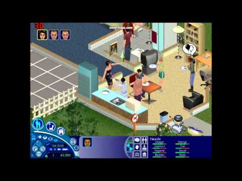 The Sims 1: The Big Question magic spell