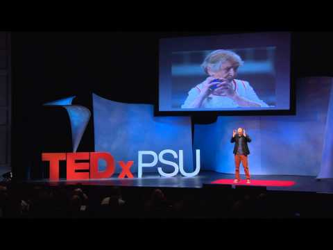What if age is just a state of mind? | Bruce Grierson | TEDxPSU