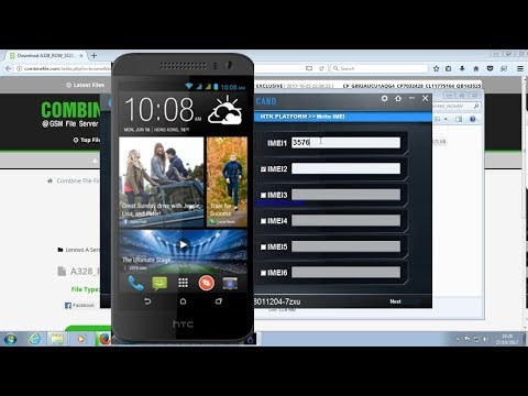 How to install android 6.0 | android 5.0 on HTC Desire 616h without pc | computer