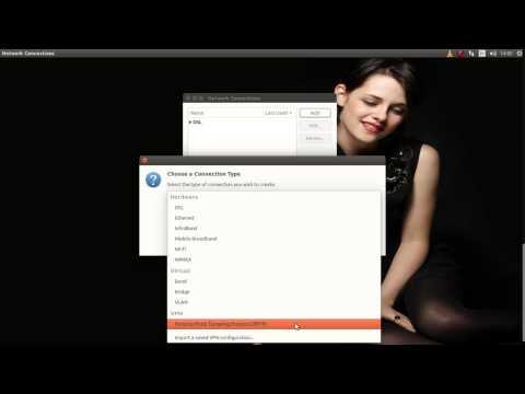 Configure Free VPN Ubuntu 14.04 LTS