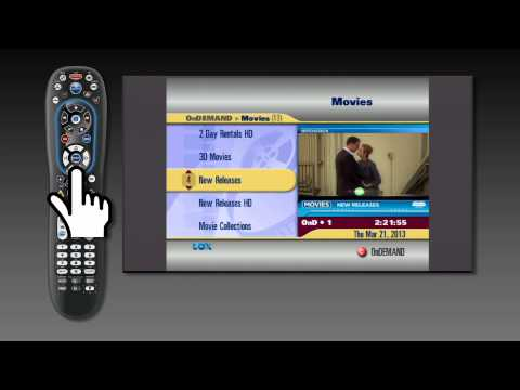 How to Purchase On Demand Movies - Rovi | Cox Advanced TV