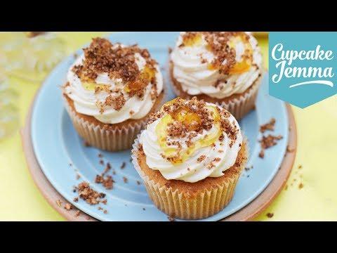 Earl Grey Breakfast Cupcake Recipe | Cupcake Jemma