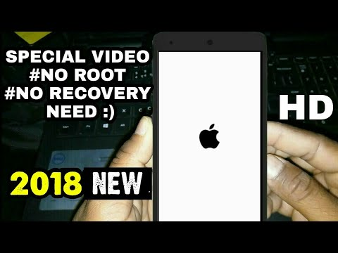 install iPhone (iOS) 11 in Your Any Android    No Root    No Recovery Best Trick 2018