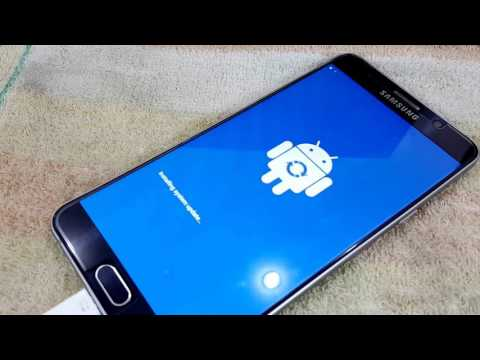 Remove Google Account Samsung Galaxy Note 5 Android 6 0 1 Marshmallow